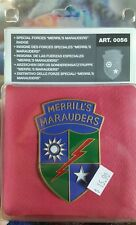 "Oryon Special Forces ""Merril's Marauders"" Uniform Badge. NEW!"