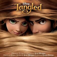 TANGLED CD - SOUNDTRACK (2010) - NEW UNOPENED - DISNEY