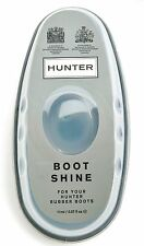 NEW HUNTER BOOT SHINE FOR HUNTER RUBBER BOOTS SHOE 11 ML POLISH CLEANER CARE