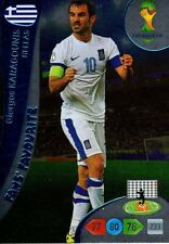 ADRENALYN WORLD CUP 2014 Brasil WORLD CUP PANINI KARAGOUNIS FAN'S FAVOURITE