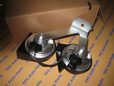 Ford Lincoln Mercury Fusion MKZ Milan Zephyr High and Low Pitch Horn Assembly
