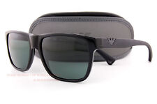 Brand New EMPORIO ARMANI Sunglasses 4035 5017/71 BLACK/GREY For  Men