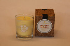 Amphora Aromatics Orange & Clove 40Hr Pot Candle