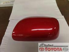 OEM TOYOTA COROLLA OUTER MIRROR COVER DRIVER SIDE 87945-33010-D0 RED