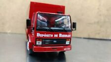 Classic Trucks From Brazil - Ford Cargo 1415 Beverage Truck - Ixo Altaya