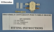 HOOVER CLOTHES DRYER DISCOMELT CONVERSION KIT GENUINE (40714059)