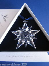 Swarovski Christmas Ornament 2001