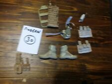 Action Figure 1/6 Loose Modern Lot 30 Dragon BBI Soldier Story DID Very Hot Toys