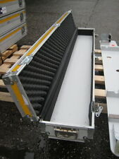 1x Flightcase Flight Case Box Kiste Staubox Koffer Bundeswehr Transportkiste