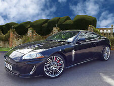 Jaguar XKR 5.0 Supercharged 2dr Coupe Auto, R Performance Aero + Speed Pack