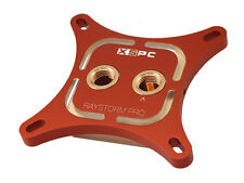 XSPC RayStorm Pro CPU Water Cooling Block Intel Red
