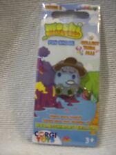Moshi Monsters pin badge  Humphrey