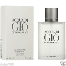 Perfume by Giorgio Armani Acqua Di Gio EDT 100 ml for Men