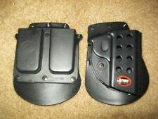 Fobus Gun/Mag Evolution Paddle Holster Kimber, Colt, Springfield all 1911 gov/co