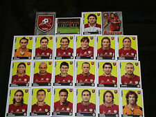 FIGURINE CALCIATORI PANINI 2006-07 SQUADRA REGGINA CALCIO FOOTBALL ALBUM