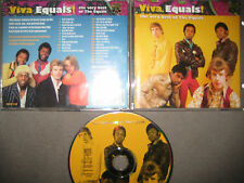 RAR CD Viva Equals Verry Best 28 Tracks Music Club OOP Baby come back Eddy Grant