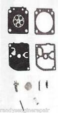 RB-129 New Genuine RB129 Zama C1M-W26 Carburetor Rebuild Kit C1M-W26C C1M-W26B