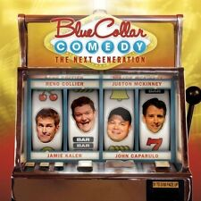 Blue Collar Comedy: The Next Generations [Limited] [CD & DVD] (CD, Feb-2008,...