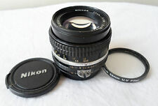 Nikon AI-s 50mm f/1.4 Lens AiS Nikkor 50 mm f1.4 Manual Focus Lens VERY GOOD!!!