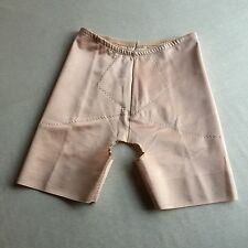NEW! Vintage DEADSTOCK Girdle OPEN Bottom SHAPEWEAR Crotchless PANTY Shorts PANT