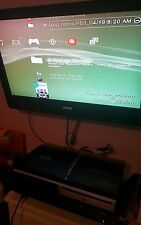 Jailbroken PS3 4.81 Rebug DEX 80GB! ONLINE READY! -Read description-