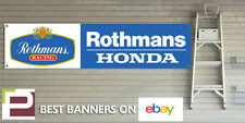 Rothmans honda racing garage atelier banner VFR400 NSR250 NC30 MC21 500GP