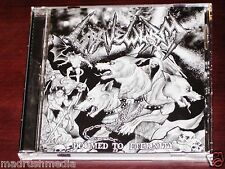 Gravewurm: Doomed To Eternity CD 2015 Hells Headbangers Records HELLS 180 NEW