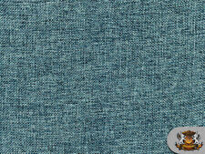 "Polyester Vintage Linen Look SEAFOAM  Fabric / 60"" W / Sold by the yard"