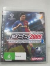 PES 2009 PRO EVOLUTION SOCCER - PAL Game