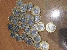 LOTTO 33 MONETE 1000 LIRE DEL 1997 -TUTTE CON ERRORE CONFINI - QFDC   V25