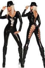 LINGERIE CATSUIT CATWOMAN Party Fancy Dress Catsuit Jump suit Bandage dress 7039
