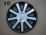 """FORD TOURNEO CONNECT, TRANSIT CONNECT SET OF 4 15"""" WHEEL TRIMS+ FREE GIFT #10"""