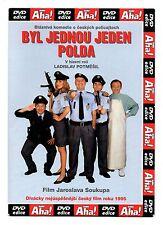 Byl jednou jeden polda (There Once Was a Cop) DVD Czech Police Academy