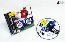 ★ Playstation PS1 Spiel - FIFA 99 - NTSC U/C US - Komplett in OVP BOXED ★
