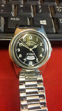 WEST END WATCH SAWAR AUTOMATIC 17 JEWELS 6 HOUR DAY DATE RARE VINTAGE WATCH