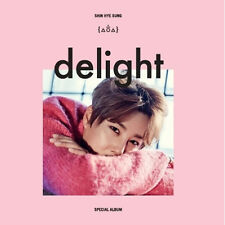 K-pop SHIN HYE SUNG- SPECIAL ALBUM [DELIGHT]  (SHS03SP)