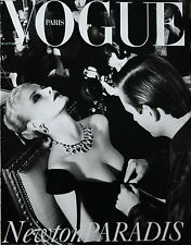 VOGUE SUPPLEMENT HELMUT NEWTON FRENCH VOGUE 2004