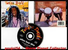 "TONTON DAVID ""Allez Leur Dire"" (CD) 1994"