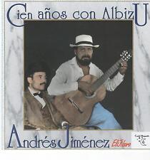 Andres Jimenez El Jibaro/ Cien Anos con Albizu CD