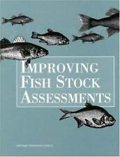 Improving Fish Stock Assessments-ExLibrary