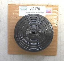 Jeep Willys MB CJ2A Ford GPW GPA A2479 Windshield Rubber Glass Setting Tape G503