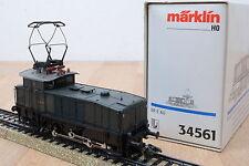 Unbespielte Märklin 34561 E-Lok Baureihe E 60 der DR / Digital / OVP