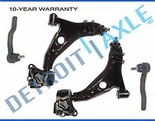 New Lower Control Arms + Ball Joints and Outer Tie Rod Ends for 07-13 Mazda CX-9