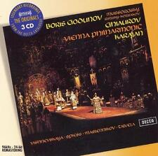Mussorgsky: Boris Godunov (CD, Oct-2006, 3 Discs, Decca)   NEW