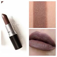 New MAC Stone Matte Finish Brown Tone Lipstick