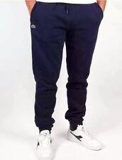 Lacoste Sport XH7611 Premium Tracksuit Pants Bottoms Navy Blue  Size T8 - XXXL