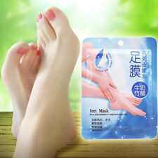1 Pair Exfoliating Peel Foot Mask Feet Remove Scrub Callus Hard Dead Skin Health