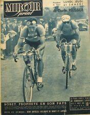 Miroir Sprint spécial Tour de France - 1948 - Charles Pélissier - Bobet -