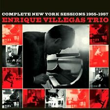 Enrique Villegas COMPLETE NEW YORK SESSIONS 1955-1957 (2 LPS ON 1 CD)