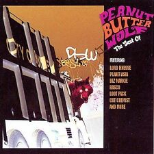 Peanut Butter Wolf - The Best Of   *** BRAND NEW CD ***